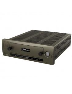 MCVR5104  DVR HD-CVI híbrido móvil de 4 canales analógicos y/o HD-CVI 1080P/720P.