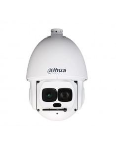 SD6AL830V-HNI  Domo motorizado Ultra-Smart IP de 240°/seg. con iluminación láser de 500 m para exterior.