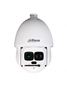 SD6AL230F-HNI-IR    Domo motorizado StarLight IP de 240°/seg. con iluminación láser de 500 m, para exterior.
