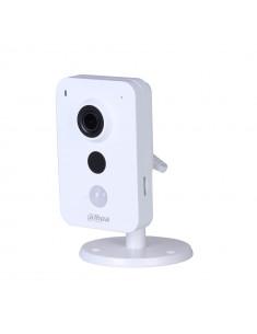 IPC-K35S  Cámara compacta WiFi (2,4G/5G) IP con PIR e iluminación infrarroja de 10 m para interior.