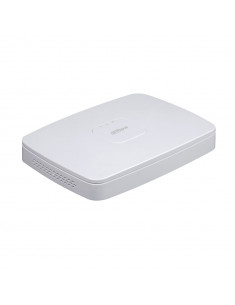 NVR4116-8P-4KS2  NVR IP de 16 canales 4K/8MP con switch 8 PoE. H.265/H.264.