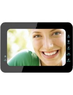 """VTH1500B  Monitor a color de 7"""" para videoportero"""