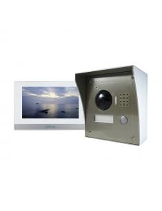 VTO2000A2-VTH1550CHW2  Kit de videoportero IP a dos hilos de exterior