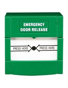 CPK-861A-PLUS   Botón de liberación de puerta de emergencia
