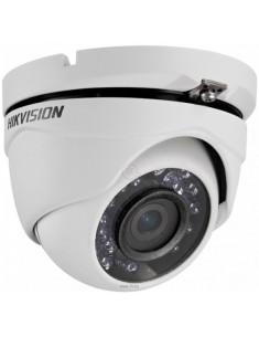 DS-2CE56D0T-IRMF/3.6  Mini-domo HD-TVI, AHD, HD-CVI y analógica