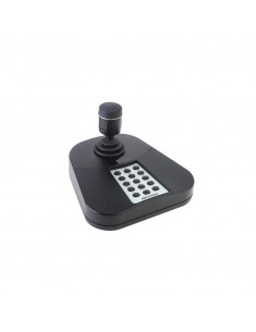 DS-1005KI Teclado USB, Control PTZ 3D, joystick con dos botones.
