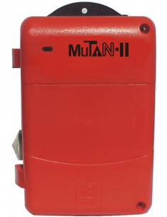 RN44  Receptor exterior 230 Vac 12/24 Vdc/ac 400 usuarios 433 y 868 MHz. 4 canales.