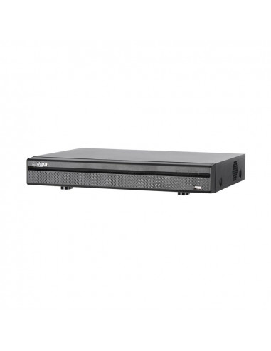 XVR5104HE-X1  XVR 5 en 1 de 4 canales HDCVI/HDTVI/AHD/CVBS + 2 canales IP 6MP