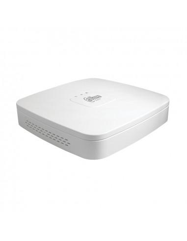 XVR5108C-X    XVR 5 en 1 de 8 canales HDCVI/HDTVI/AHD/CVBS + 4 canales IP 6M