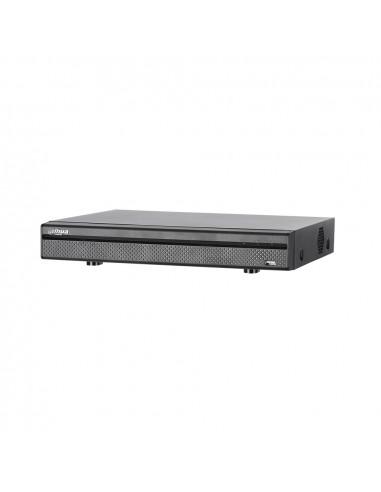 XVR5108H-X   XVR 5 en 1 de 8 canales HDCVI/HDTVI/AHD/CVBS + 4 canales IP 6MP (sumado a las entradas BNC