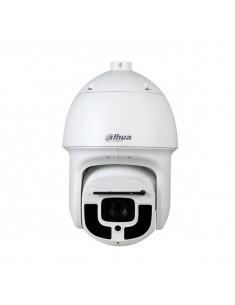 SD10A248V-HNI Domo motorizado Ultra-Smart IP de 200°/seg. con iluminación infrarroja de 450 m para exterior.