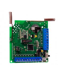 AJ-OCBRIDGEPLUS  Módulo de integración Dispositivos Ajax con central cableada Hasta 100 dispositivos Ajax