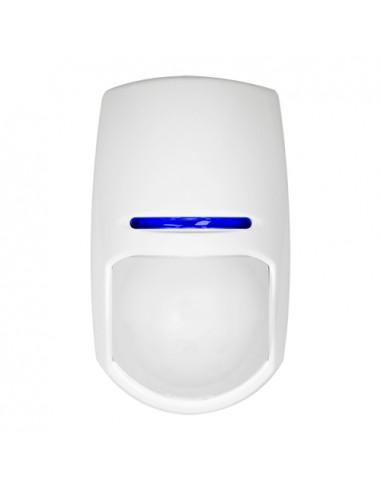 KX15DT  Detector PIR doble tecnología Apto para uso en interior