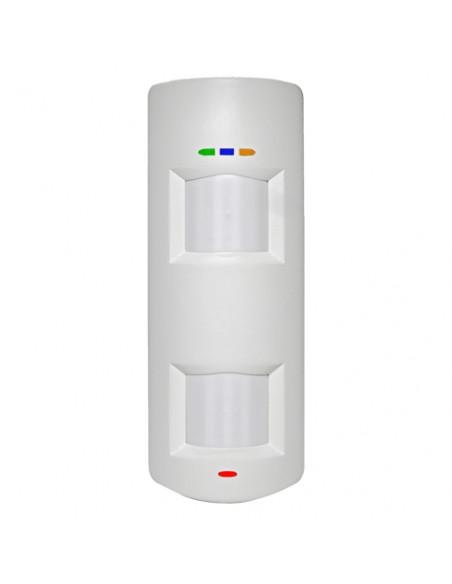 TMD15  Detector PIR triple tecnología Función anti-enmascaramiento