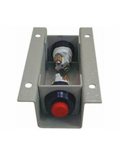 C-105 | Pulsador antiatraco doble NC